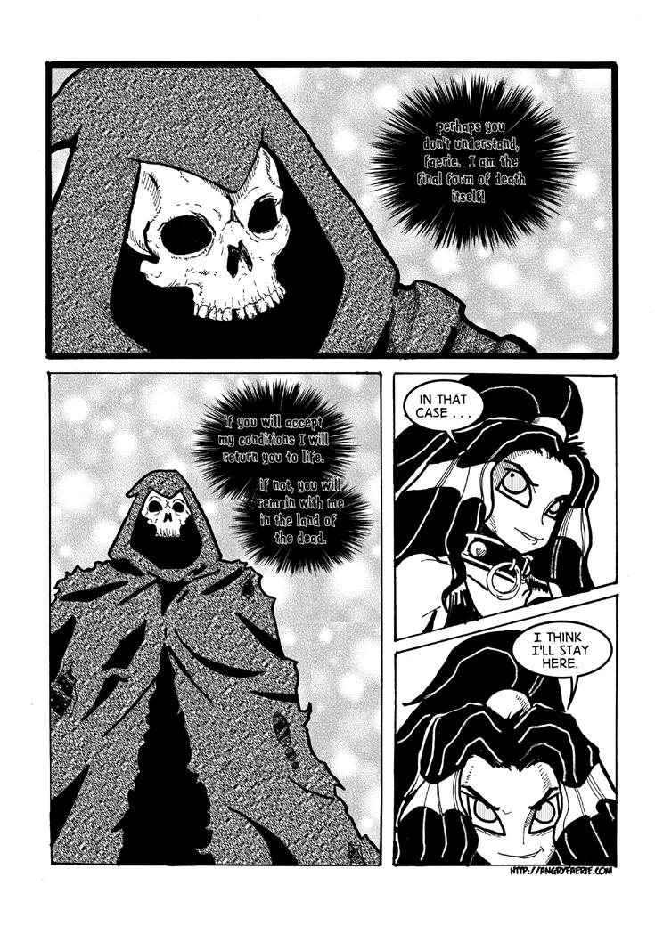 A Deadly Proposition