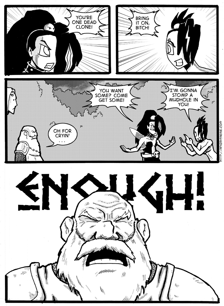 Enough is Enough...